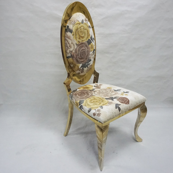 High Back Wedding Chairs