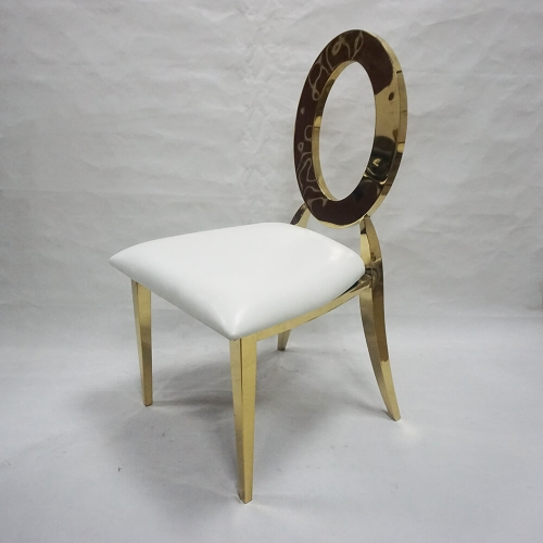 Round Back Hotel Chair
