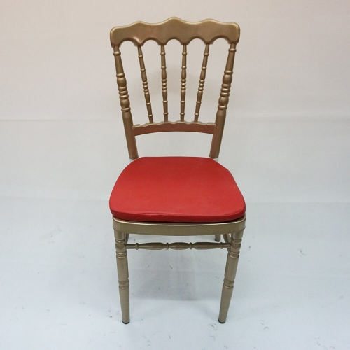 Steel Metal Napoleon Chair