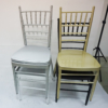 Iron Chiavari Chairs