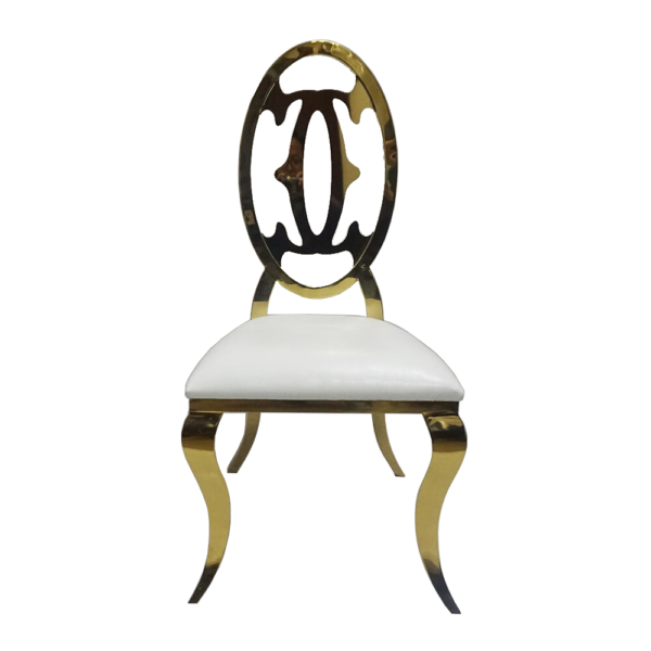 Steel Hotel Dining Chairs