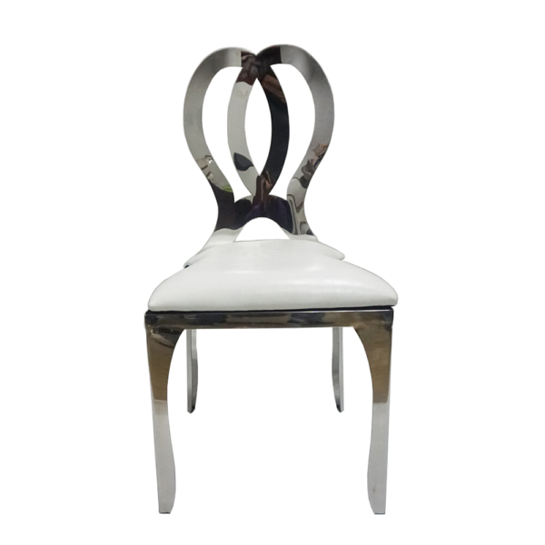Steel Hotel Dining Chair