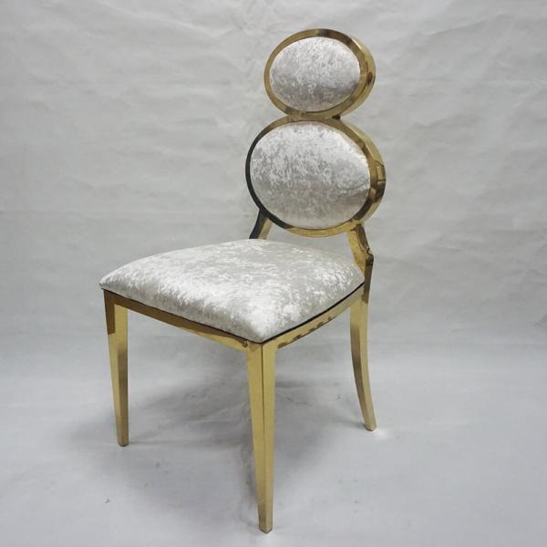 Fabric Wedding Chair