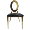 Round Back Dining Chair