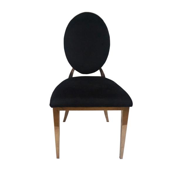 Black Dining Chair