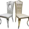 wedding dining chair