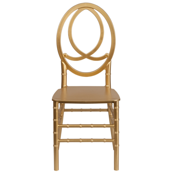 Gold Phoenix Chair for Wedding