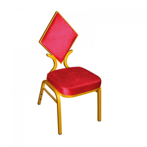 Poker Banquet Chair