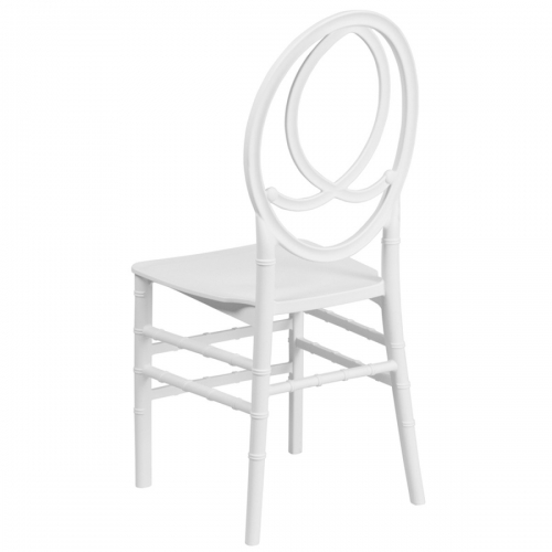 Resin White Phoenix Chair