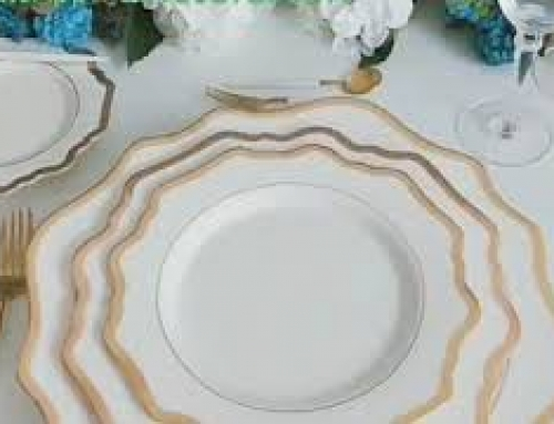 Hot Selling Ceramic Under Plates