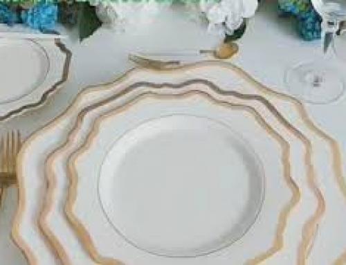 Hot Selling Ceramic Under Plates